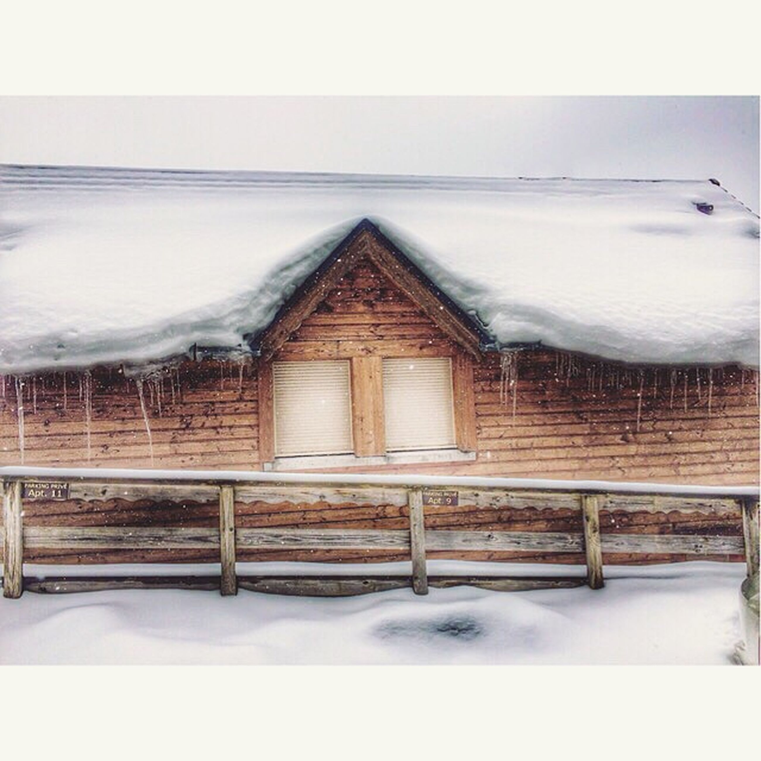 snow, winter, cold temperature, season, weather, covering, white color, built structure, frozen, architecture, house, wood - material, covered, building exterior, nature, white, day, landscape, field, transfer print