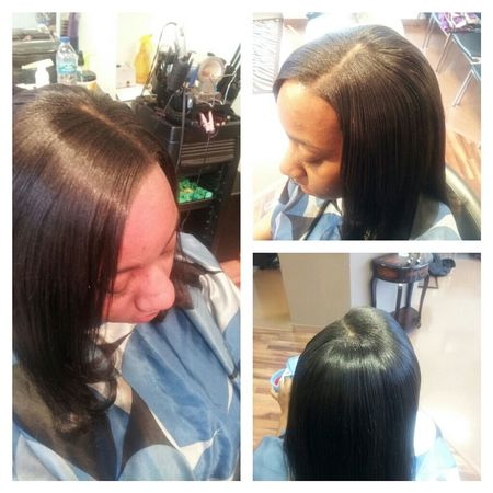 FULL NATURAL SEW-IN