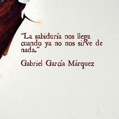 Gabrielgarciamarquez InstanPhrases Instanfrases Instamoment phrasesgram frasesgram