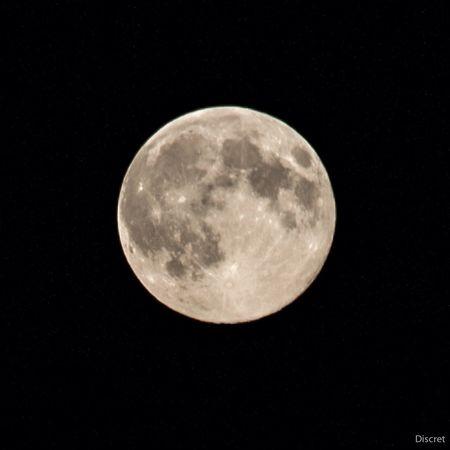 Super Moon Moon Full Moon Lune