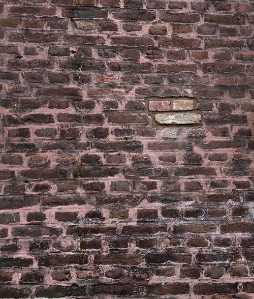 Closeup of an old brick wall Abstract Aged Stone Architecture Backgrounds Block Brick Brick Wall Building Exterior Built Structure Close-up Day Design Detail Full Frame History Industrial Material No People Obsolete Old Outdoors Pattern Structure Textured  Weathered