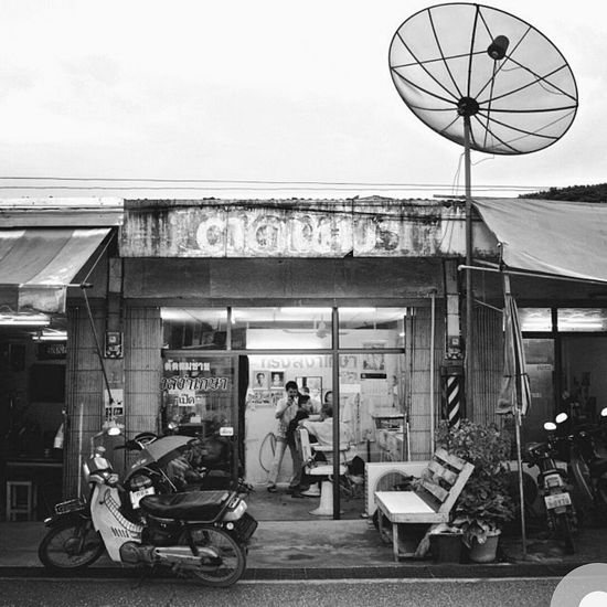 Generation Outdoors Architecture Streetphotography Blackandwhite All_shots Thailand Oo Thailand_allshots Dramatic Black And White Monochrome Photography Old-fashioned