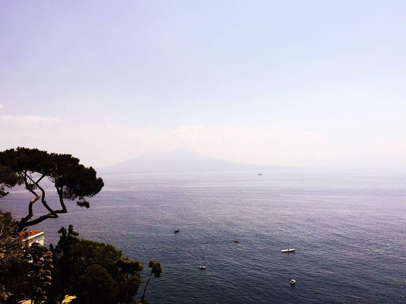 Posillipo Landscape Landscape_photography Landscape_Collection Napoli Italia Vesuvio Veduta Mare Sea