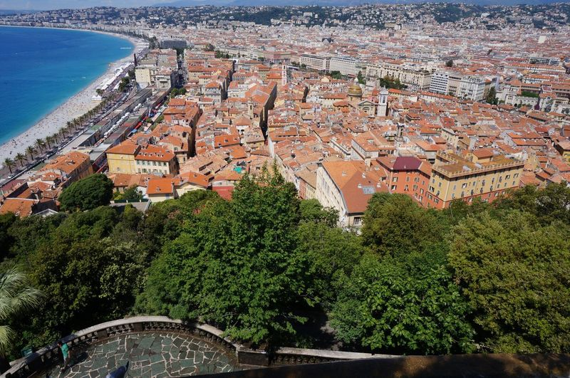 Nice / Nizza Francetourism France France 🇫🇷 Summer ☀ Architecture Vacation Landscape Cityscapes City Summertime Overview View From Above View From The Top View Houses