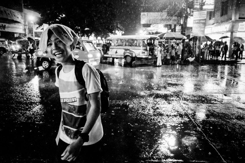 Fujifilm X-Pro2 XF18mmF2R. July 2016. Street Photography Eyeem Philippines Cagayan De Oro City Philippines Monochrome Photography XF18mmF2.0 Xf18mm Fujifilm_xseries Rain The Street Photographer - 2017 EyeEm Awards