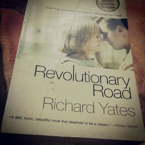 Revolutionary Road Currentread Maibanaman Notmainstream harhar