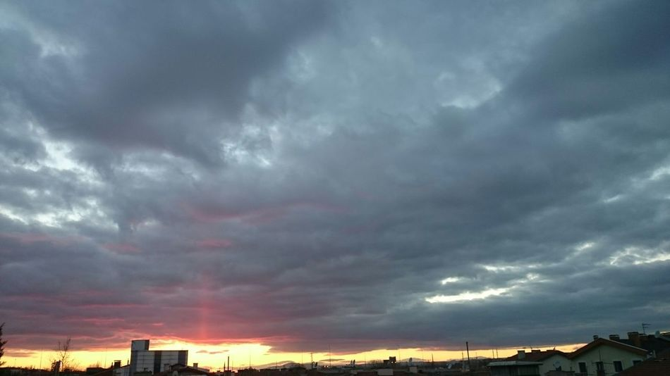 Clouds And Sky Clouds Sun Sunshine Ankara Yht