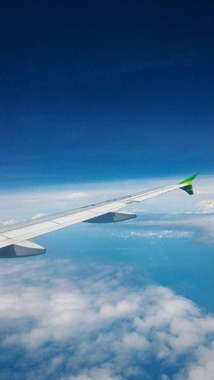 Airline: Citilink, Registration: PK-GLU, Departure: Surabaya, Arrival: Jakarta, FirstPhoto  First Eyeem Photo
