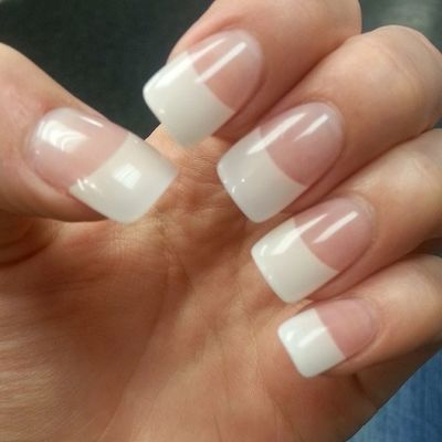 Back to french Nails ♥