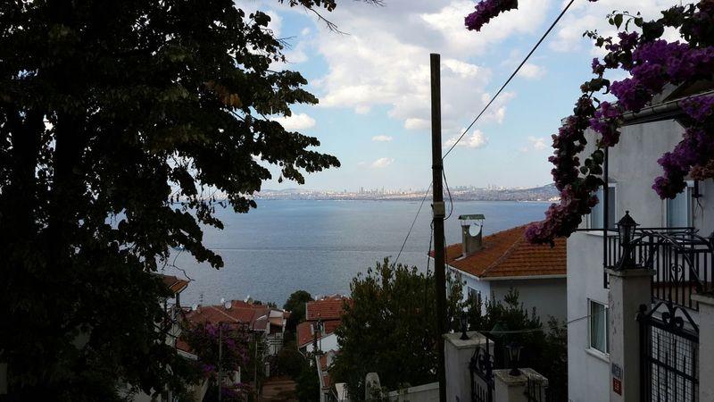 Büyükada'dan İstanbul Istanbul Büyükada Bostancı