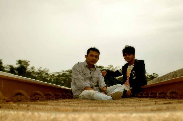 Aku dan teman