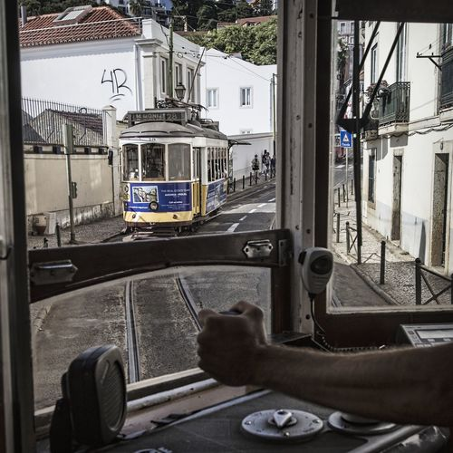 Historic Lifestyles Lissabon, Public Transportation Sitting Train Interior Tram Transportation Vehicle Interior Traveling Home For The Holidays The Photojournalist - 2017 EyeEm Awards Adventures In The City