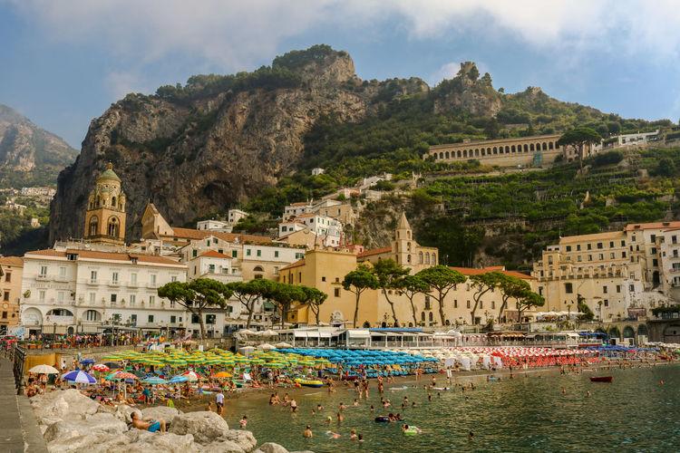 Beach Amalfi