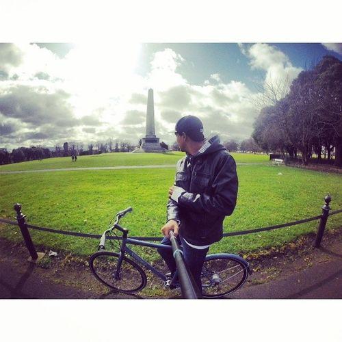 Eita vontade de querer viver! Gopro Hero3 Dublin Trippics Phoenixpark Goprobrsl Blogmochilando