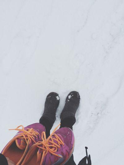 Kan denna snö ba försvinna