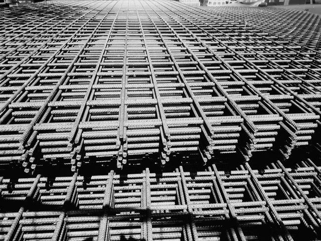 Preparation  Concrete Official Building Construction Steel Structure  Construction Site Steel Sreel Built Structure