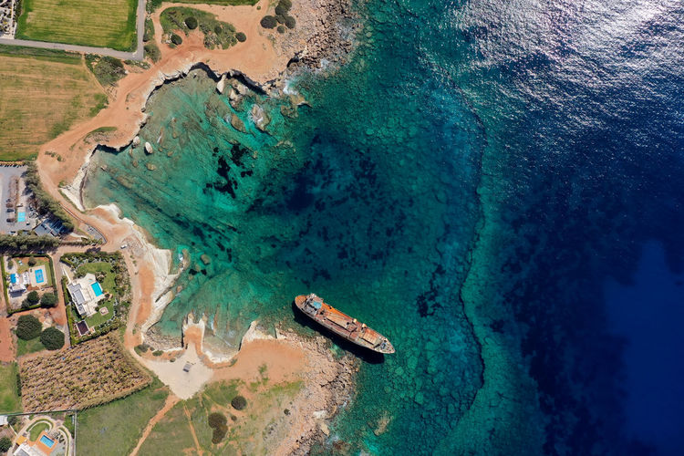 Edro 3 ship wreck paphos cyprus