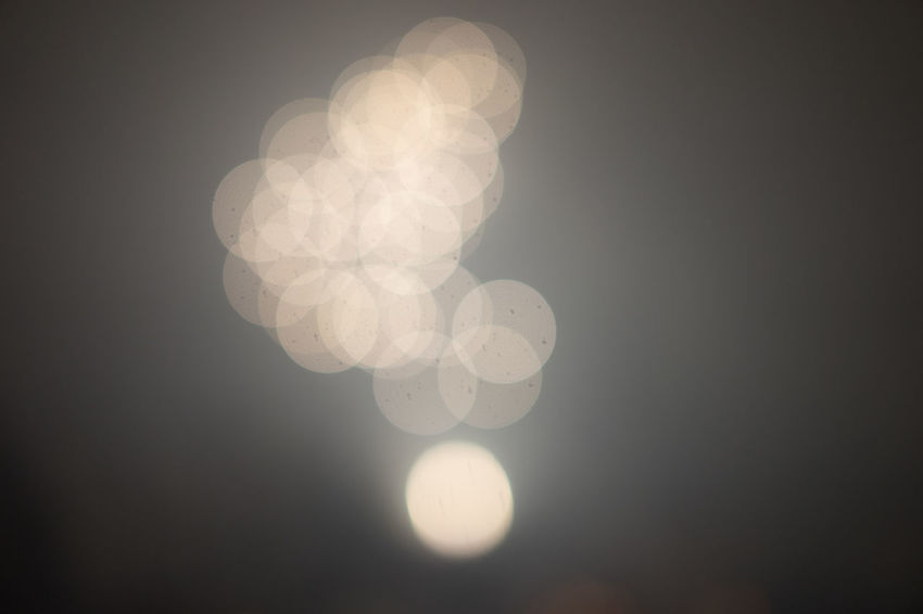 Abstract Ambientism Bokeh Fireworks Night Lights