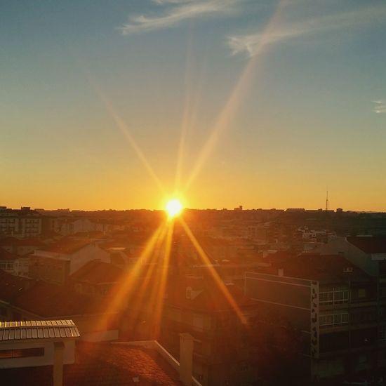 Sunset Pt  Beautifulday First Eyeem Photo