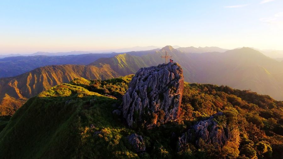 Mt. Napulak, Igbaras Iloilo, Philippines Drone  Drone Moments Drones EyeEmNewHere Beauty In Nature Cliff Day Drone Photography Dronephotography Droneshot Geology Landscape Mountain Mountain Range Nature No People Outdoors Physical Geography Remote Rock - Object Scenics Sky Sunset Tranquil Scene Tranquility