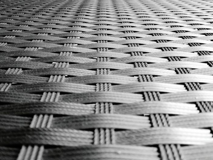 Lines Shapes Pattern Design Outrdoor Full Background Black And White Light Decoration Street Modern Low Angle View Long Distance Backgrounds Full Frame Pattern Close-up Seamless Pattern Whicker Large Group Of Objects Crisscross Wicker Arrangement Diamond Shaped Repetition Hooded Beach Chair LINE In A Row