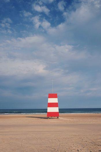 Lifeguard tower Denmark Lifeguard Tower Beach Beachphotography Beach Life Beach Photography Beachlife Strand Lifeguard  Sea
