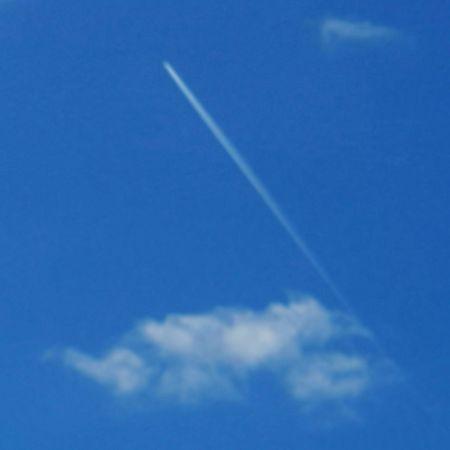 Sky Speed Airplane Blue