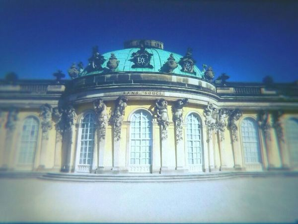 sanssouci,chateau at potsdam Berlin ¡Eyeem Addict!