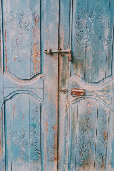 Door Blue Door Old Door Original Tunisia Eye4photography  Eyeem Tunisia Gabes Phoneography