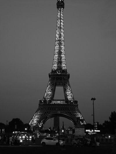 Paris Eiffel Trocadéro