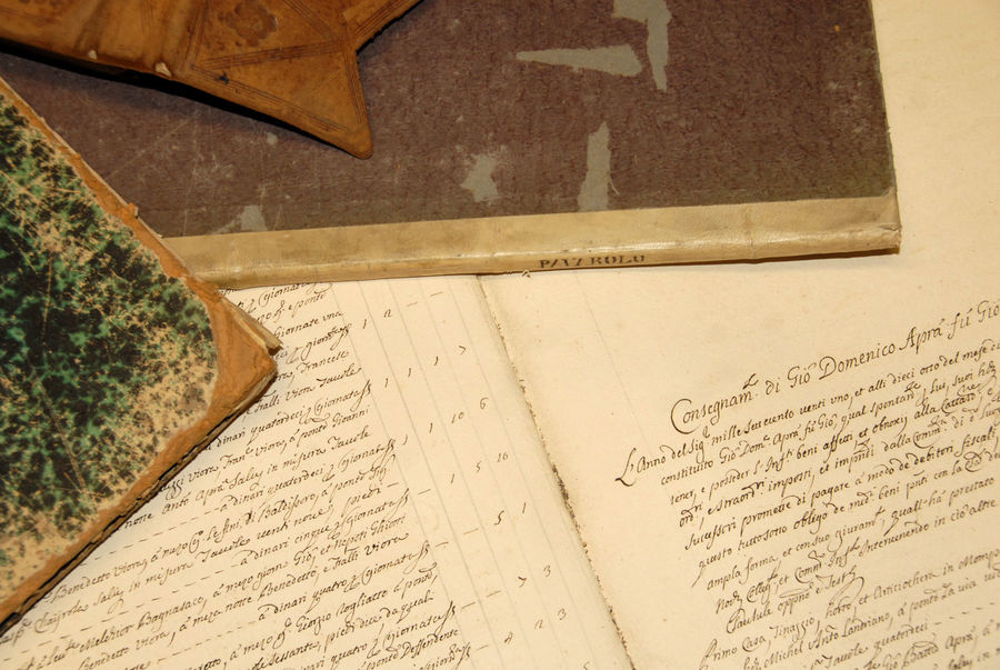 Ancient writings in Italian in a historical archive. The charm of the past lives on every page. Ink Ancient Writings Archive Old Books . Library. Science . College. Books . Reading .School .Multicolors . Fantasy Picture . Public Library Archive 📌 Archiver Archives Binding Bindings Close-up Communication Day High Angle View History Indoors  Library Book Librarylife No People Old Books Old Bookseller Old Bookstore Old-fashioned Paper Text