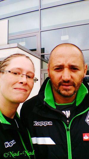 Oliver Neuville, worte sind Überflüssig ;) Training Vfl Borussia Gladbach BMG Borussia Park VFL 1900 Soccer Nationalspieler