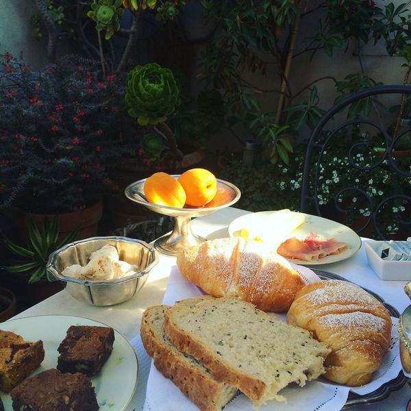 If you need the name of the B&B write me. It's fantastic! Food Food And Drink Table Freshness No People Breakfast Bread Healthy Eating Ready-to-eat Plant Temptation Beautiful Silver  Still Life Day Close-up Italy Onlyinitaly Love ♥ Table