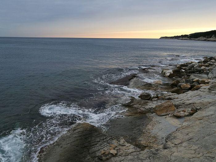 Sand Sunlight Seascape Romantic Sky Coastline Dramatic Sky Rocky Coastline Coastal Feature