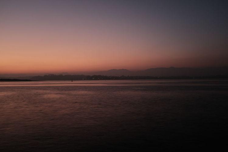 Dawn Sea Calm