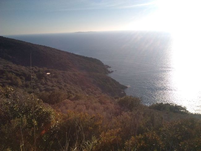 Monte Argentario - 28 Gennaio 2018 MonteArgentario Nature No People Outdoors Beauty In Nature Sky Scenics Sunset Water Day