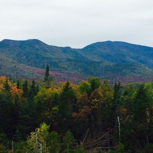 New Hampshire, New England, white mountains, fall, Autumn, Indian summer