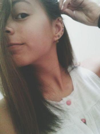 New Piercing :) Piercing Piercings Ear Piercing