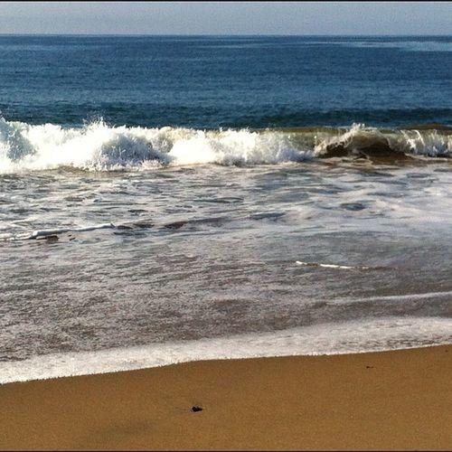 Pacific Ocean at Santa Cruz