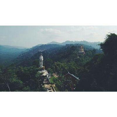 Mountain View Thailand Culture Kaosok Suratthani Traveling Forest