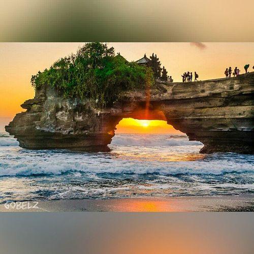 Sunset Batubolong Bali Sunset_madnes Ig_indonesia_ Fotonesia Indonesia_photography Landscape_captures Mybest_shot Mybestshooter Phenomenalshot Agusm_spotlight Allshots_