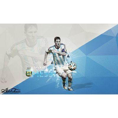 Capita - Albiceleste @leomessi Leomessi Captain CopaAmérica Argentina