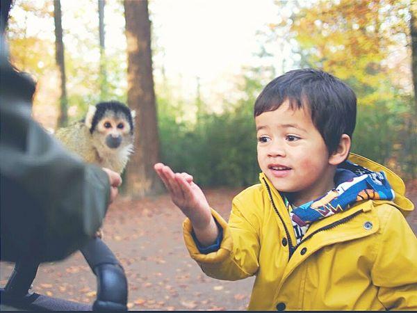 Showcase: November Autumn Kids Kids Being Kids Love Smile Photography Hello World Purity Sparkles Enjoying Life Enthusiasm Animals Happiness Holland Light Up Your Life Monkey