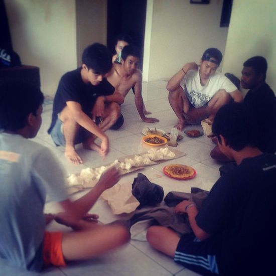 LUNCH Nusantara Cuisine Family Instacooking instadroid instagram