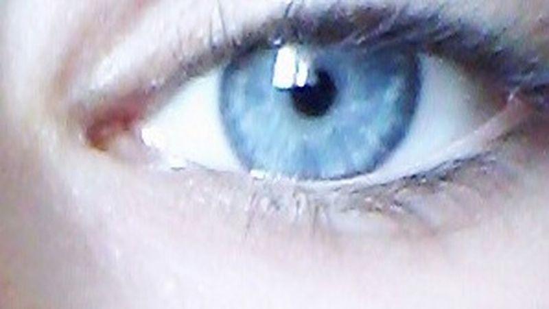 Blue Eyes 😣