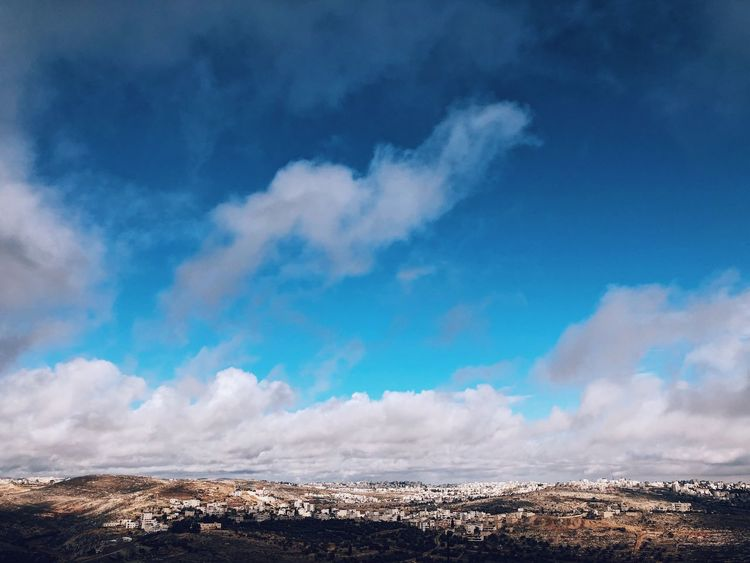 ☁️ Sky Cloud - Sky Nature Landscape Tranquility Beauty In Nature Scenics Outdoors Tranquil Scene Blue No People Day Shades Of Winter