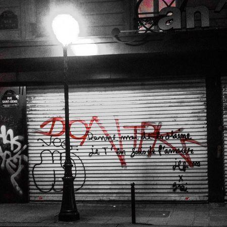 Paris ❤ StreetArtEverywhere Jackleblack Paris Streetart Amour Words Love Words Of Wisdom...