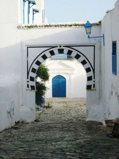 Sidi Bou Said Tunisia Holiday