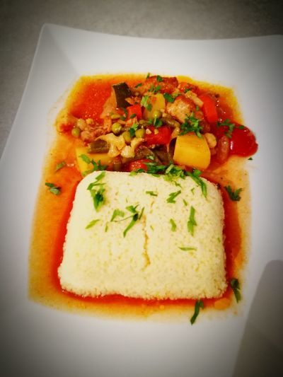 ShareTheMeal Ready-to-eat Food Cuscus Plates