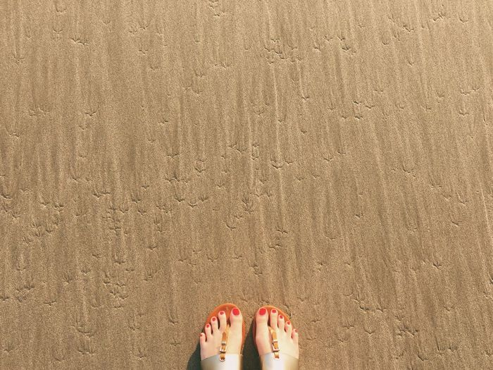 Showcase March Feet Sand Beach Vietnam Da Nang Hyatt Hyatt Regency Vscogood Vscocam VSCO Sea